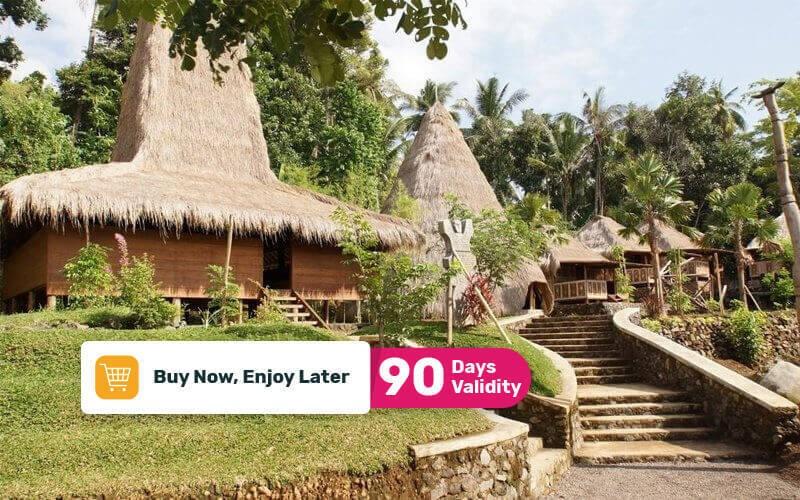 1 Tiket Masuk Taman Nusa untuk Anak - Anak