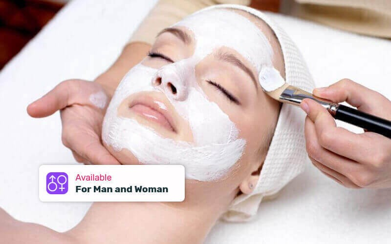 1x Facial BDR (Chemical Peeling) + Microdermabrasion + Electroporation + Serum + Face Mask