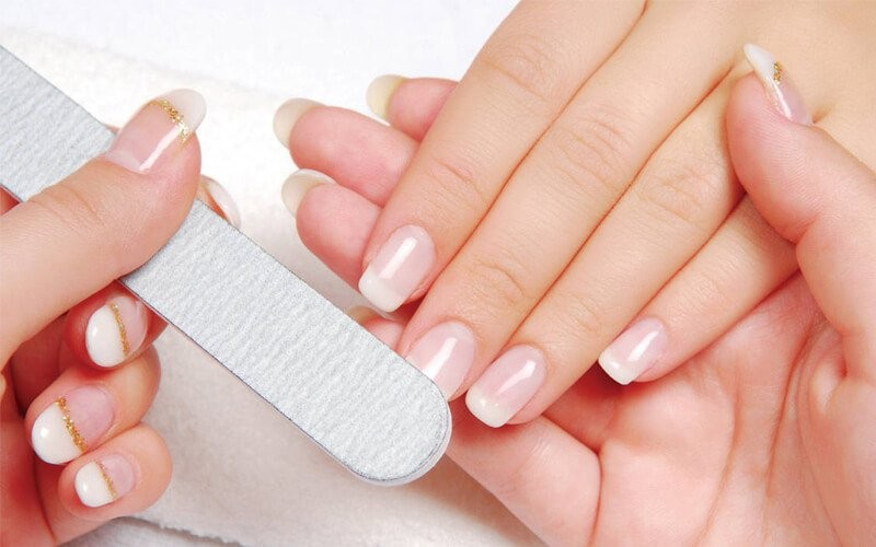 1x Basic Manicure + Polygel / Gel Nail Extension - Available for Home Service