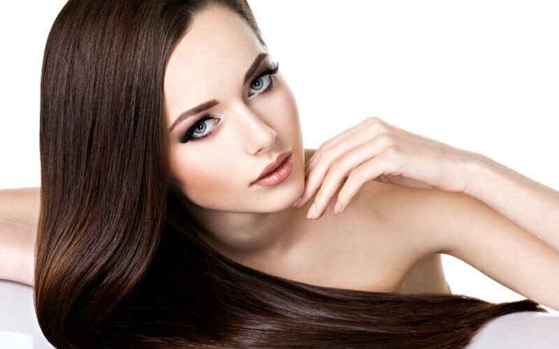 Hair Smoothing by Matrix + Wash + Blow Dry (Medium Hair)
