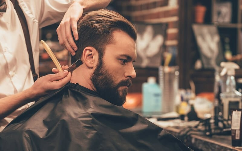 1x Premium Hair Cut - Available for Home Service