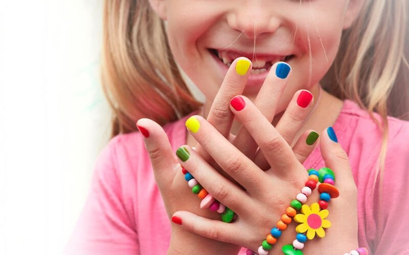 1x Manicure for Kids (Under 10 Years)