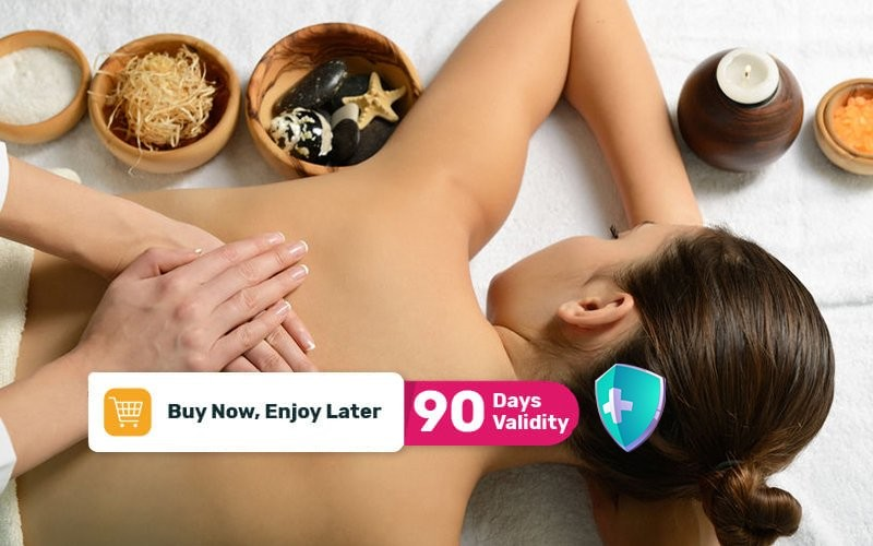1x Full Body Massage + Complimentary Food & Drink (120 Menit)