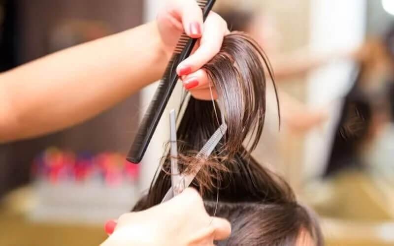 1x Hair Cut + Blow Natural