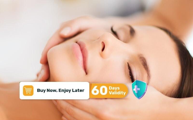 Pimple Clear Peel (Jerawat OFF) + Konsultasi Dokter