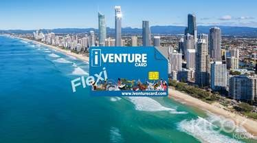 iVenture Gold Coast Flexi Attractions Pass - Background
