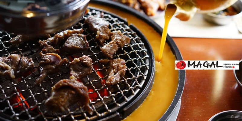 Voucher MAGAL Korean Bbq Rp 500.000