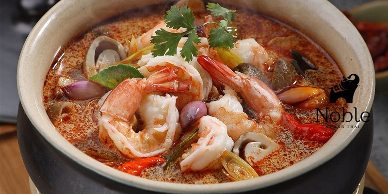 Voucher Noble by Zab Thai Rp 200.000 [Berlaku Delivery]
