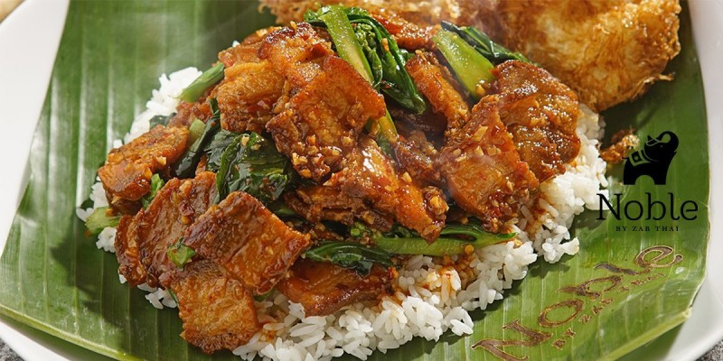 Voucher Noble by Zab Thai Rp 100.000 [Berlaku Delivery]