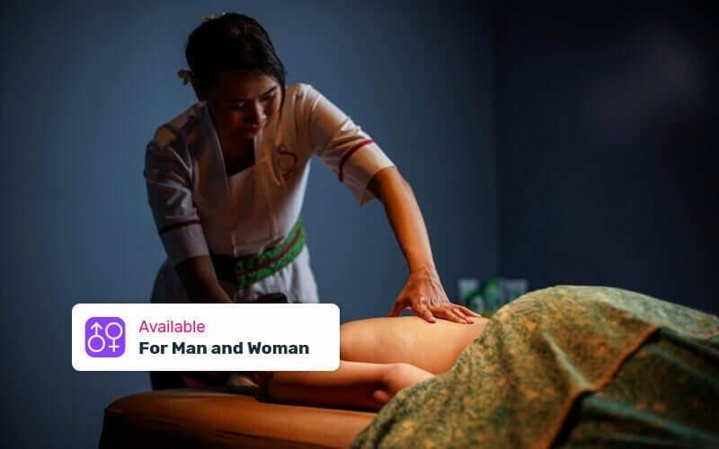 1x Balinese Massage / Stone Massage  / Reflexology (90 Menit)