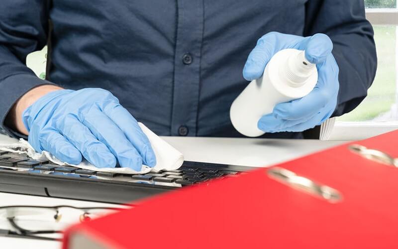 [#KitaBisa] Paket Disinfectant Rumah/Kantor dengan ULV Machine (Luas 0 - 100 m2)