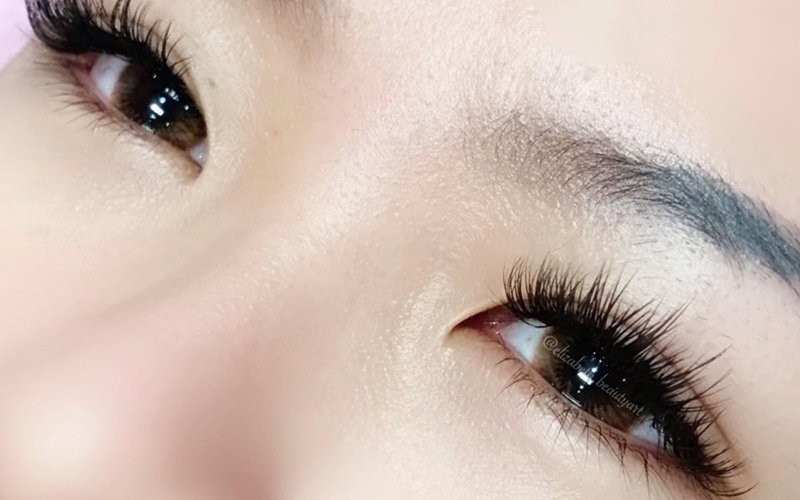 1x Eyelash Extention Double Volume
