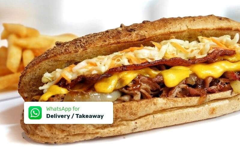 Special Package for 2 Persons - Delivery & Take Away