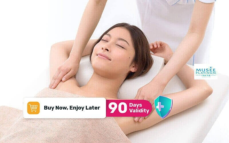 [Bella Terra] Unlimited Underarm IPL Treatment - Available by Appointment