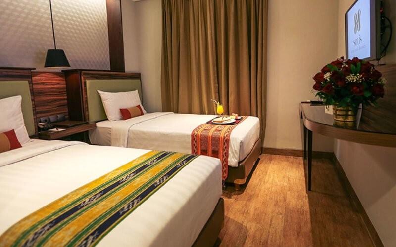 Jakarta: 2D1N in Deluxe Twin Room + Breakfast