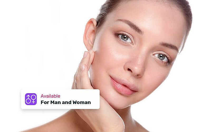 1x Aura Anti-Acne Facial + Peeling + PDT + Konsultasi Dokter + Skin Analyzer - Available by Appointment & Home Service