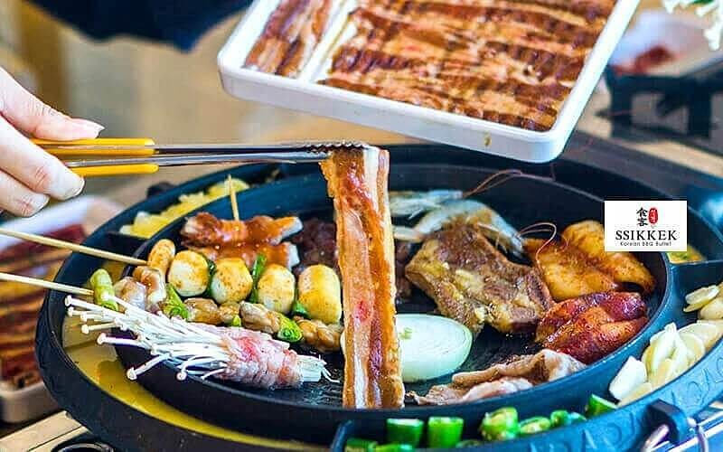 [Outlet Sunter] Paket All You Can Eat untuk Berempat (Exclude Drinks)