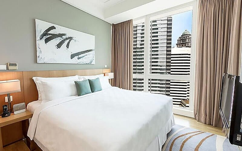 Jakarta: 2D1N Stay in Two Bedroom Deluxe (Room Only)