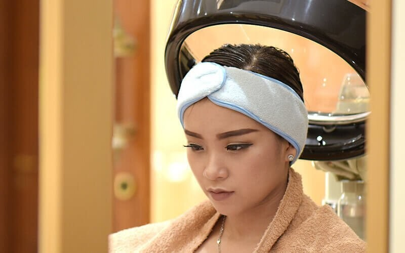 Hair Spa by Shiseido + Wash + Styling