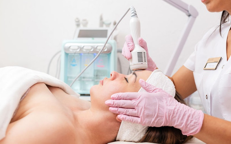 Radiofrequency (RF) for Face + Eyes + Rejuvenation Treatment