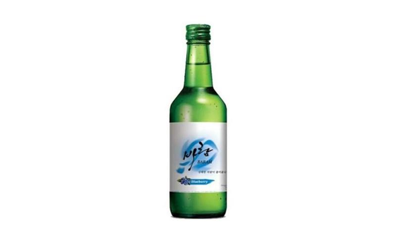 Baram Blueberry 360 ml