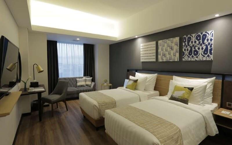 2D1N - Deluxe Room + Breakfast