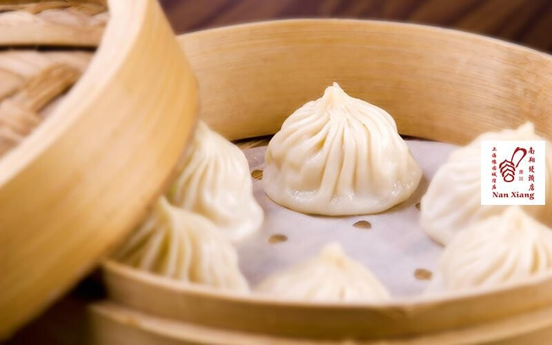 All You Can Eat Dimsum + Chinese Tea