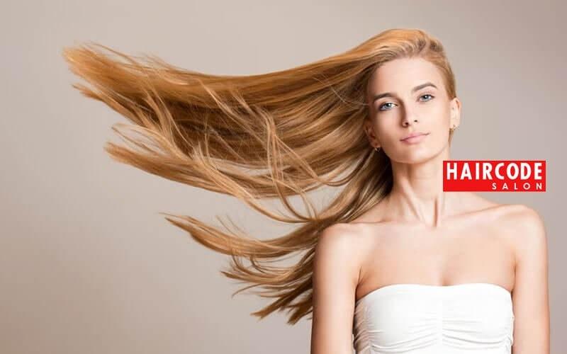 Blow Permanent + Blow Dry + Hair Wash (Kemang Village)