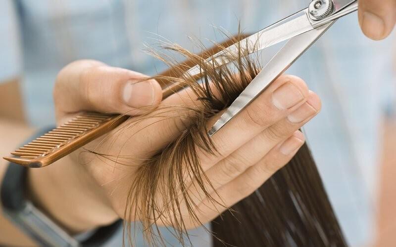 Women Haircut + Blow Dry + Hair Wash (Panglima Polim)