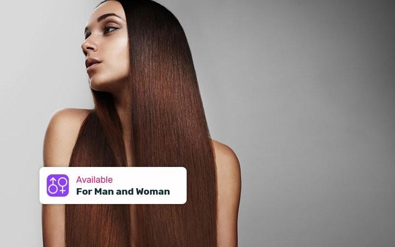 Hair Extension 100 Helai (65cm)