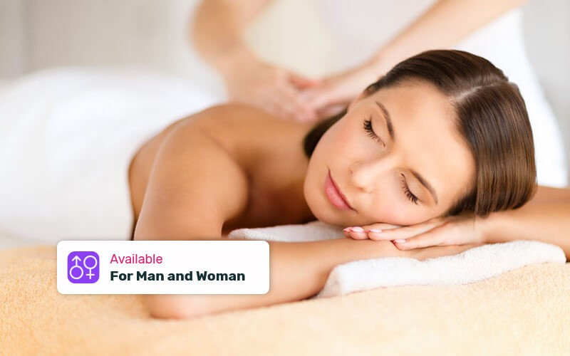 Foot Relaxing / Back Massage For 1 Person (60 Minutes)