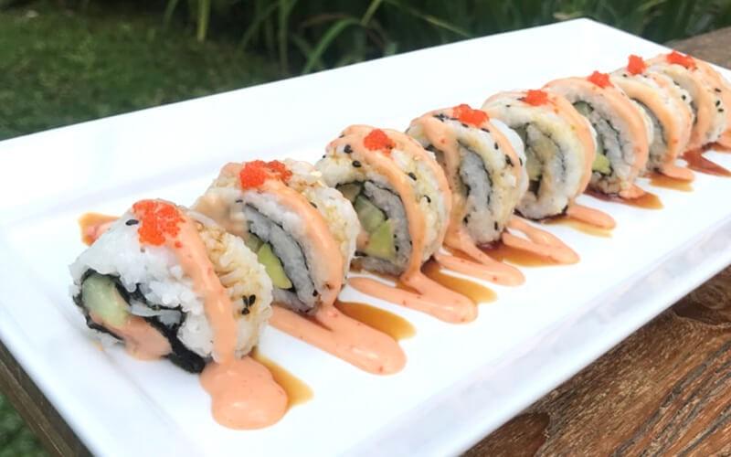 Paket Menu 3 Sushi Pilihan