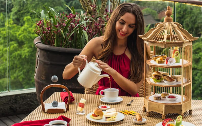Afternoon Tea For 1 Person