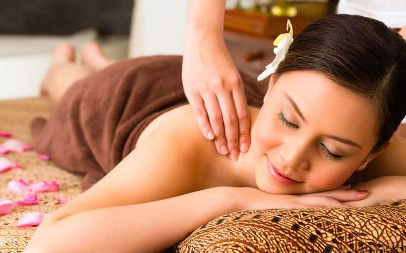 Body Massage Package (90 Menit)