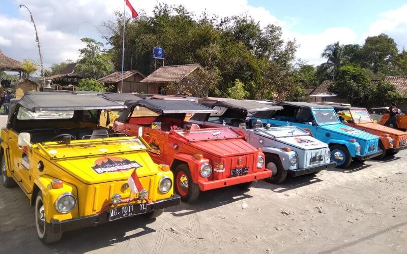 Paket VW Short Trip - Cultural ( Desa Wisata Candirejo & Souvernir dari Kayu)