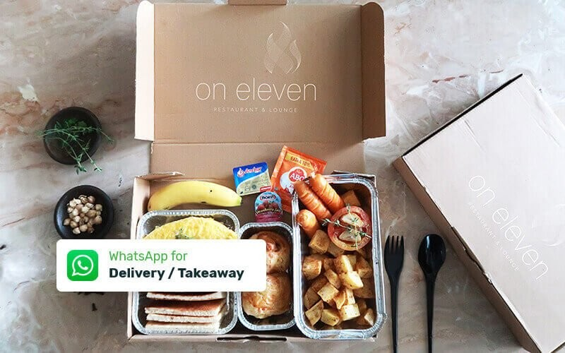 Breakfast Box Package For 1 Person (Delivery & Takeaway)