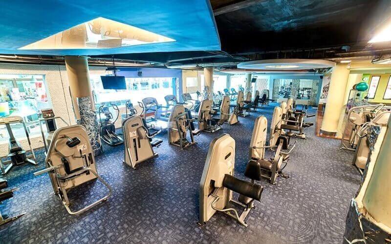 Gym Single Pass (Full Access)