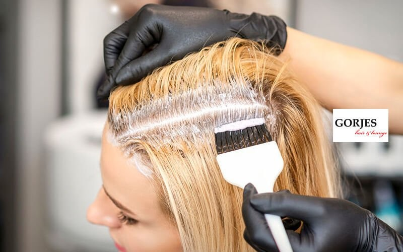 One Bell Park Mall  : Hair Coloring Keune Ladies + Highlight + Post Color Treatment + Blow Dry