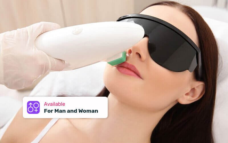 Peel and Light Therapy: Facial + Peeling + PDT Lamp + Massage + Free Konsultasi Dokter - Available by Appointment