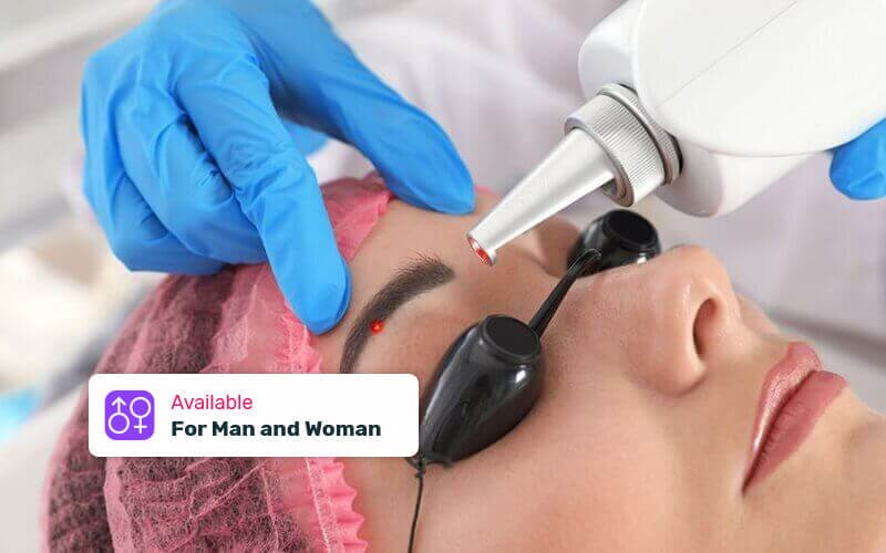 Vampire Facial + Peeling + Dermapen (PRP + Serum) + Massage + Free Konsultasi Dokter - Available by Appointment