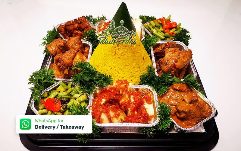Tumpeng Special Perayaan for 10 Persons