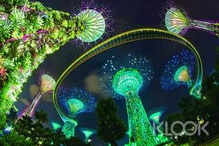 Gardens by the Bay Ticket Singapore - Background