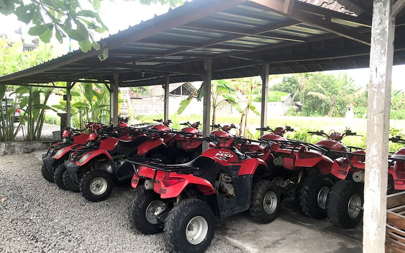 GO ATV Tandem For 2 Persons