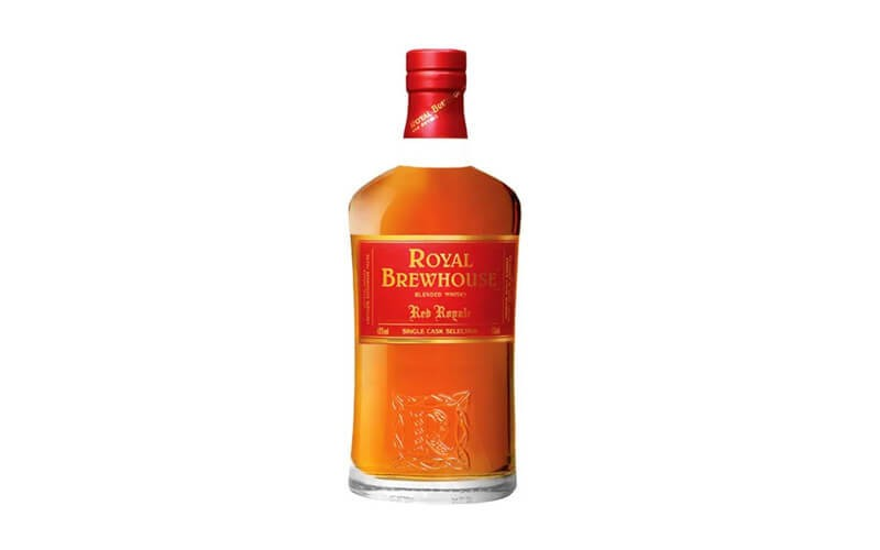 Royal Brewhouse Red Royale Whisky 350ml + Free 2 Mixer