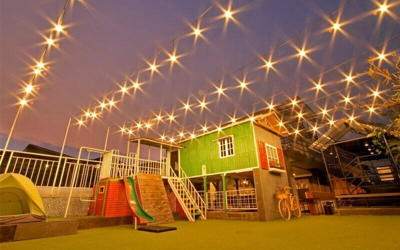 Visit Fun House For Kids + Mini Zoo