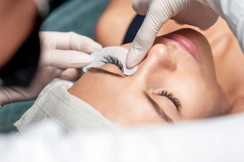 [Jalan Karang Rejo II No4 Wonokromo] Special PROMO Eyelashes Extention Natural  Medium  Volume Only at Queen Beauty Lashes - Natural Eyelashes