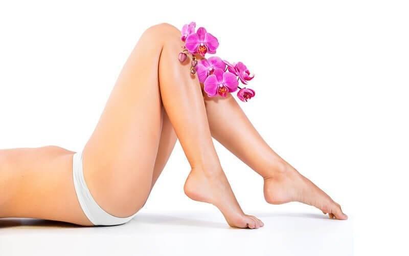 Wax Half Leg