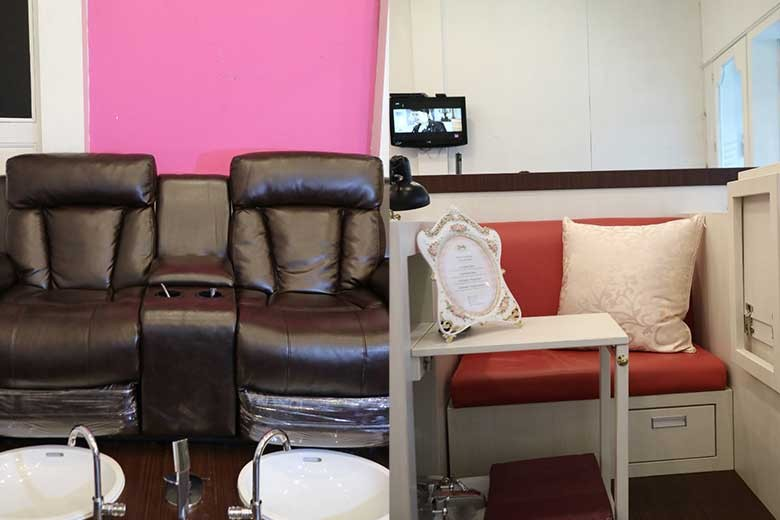 [Komp Multatuli D36] Get Your Cheapest Nail Treatment in Town Only with Zhelly Nail Studio - Paket C