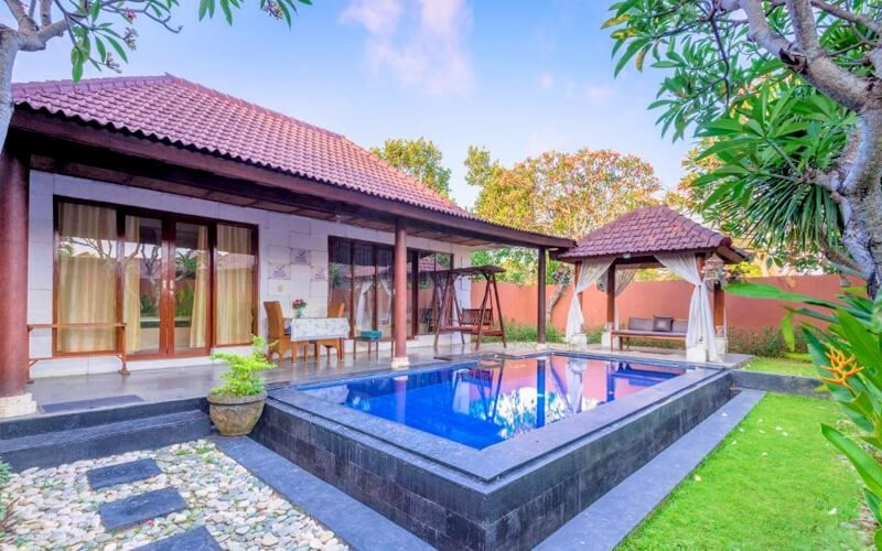 One Bedroom Private Pool Villa For 8 hours (Max 6 Persons)
