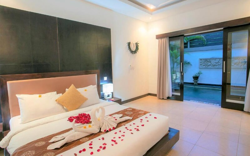 Work From Bali Package (Monthly) : 1 Bedroom Pool Villa